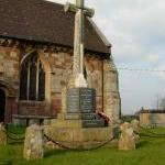 Edstaston War Memorial